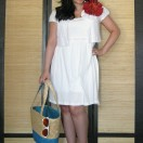 Styling the Little White Dress