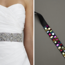 Bite Her Style: Michelle Obama's Inaugural Sparkle Belt