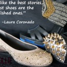 Embellished Stories, Embellished Shoes