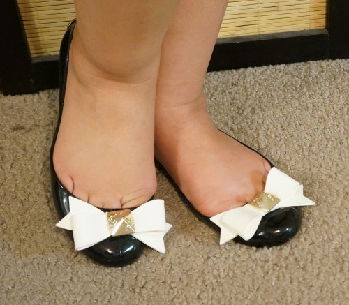 Ted Baker Ballet Bow Pump Shoes