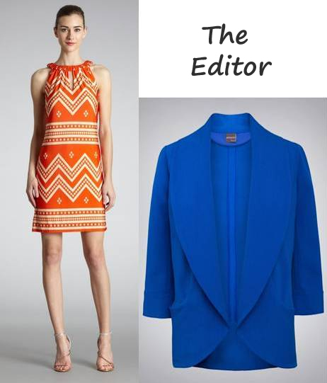 the editor outfit