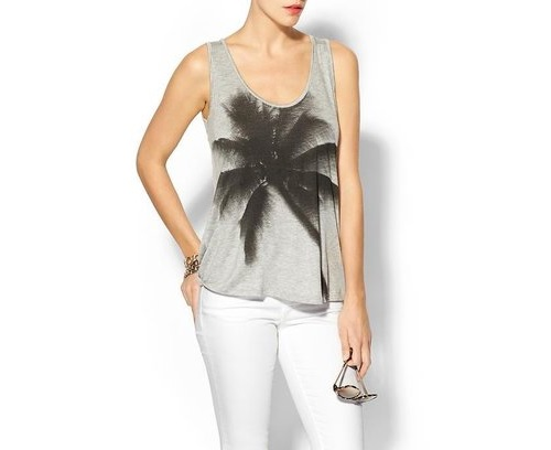 August Salt Palm Tank, $39.00 at Piperlime