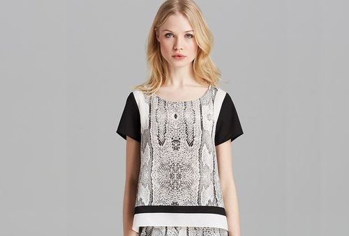 Lucy Paris Top, $58.00 at Bloomingdale's