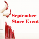 Vegas Style: September Store Events