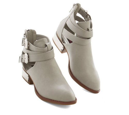 Dollhouse Footwear All-Around Style Bootie, $55.