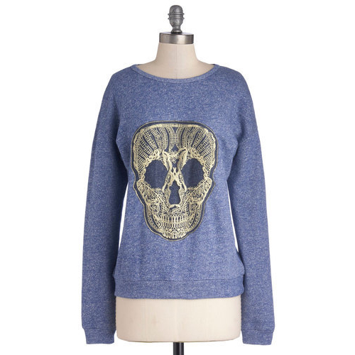 Craft Night Brainstorm Sweatshirt, $43