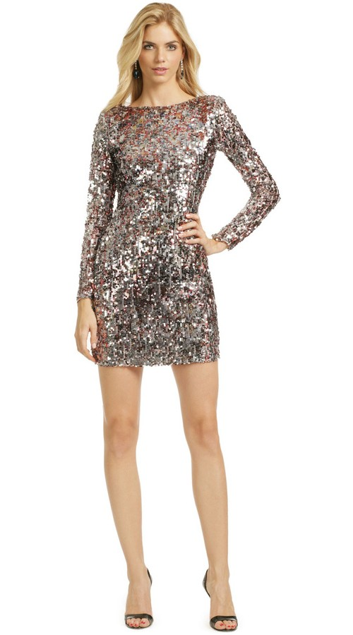 Brittany Dress 95 Mark James By Badgley Mischka Mini Sequin Pixie It For 50