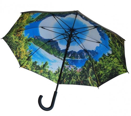 Holiday Gift Pick: Where I'd Rather Be Umbrella