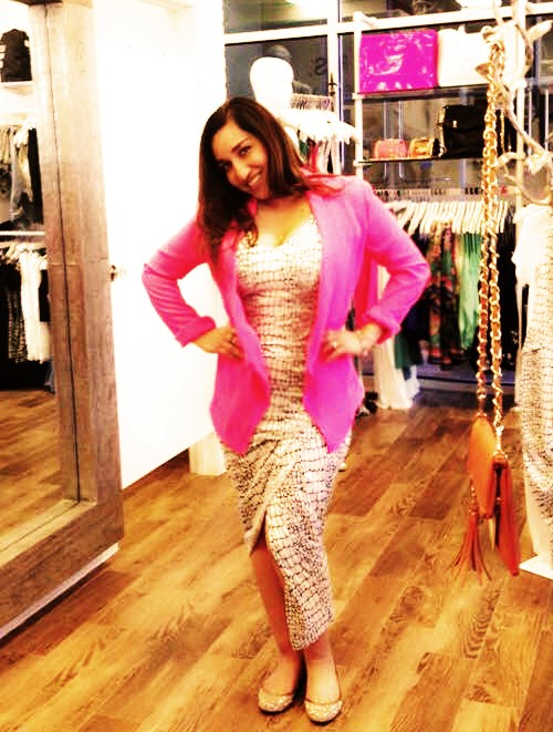 PINK Society Fashion Boutique Outfit