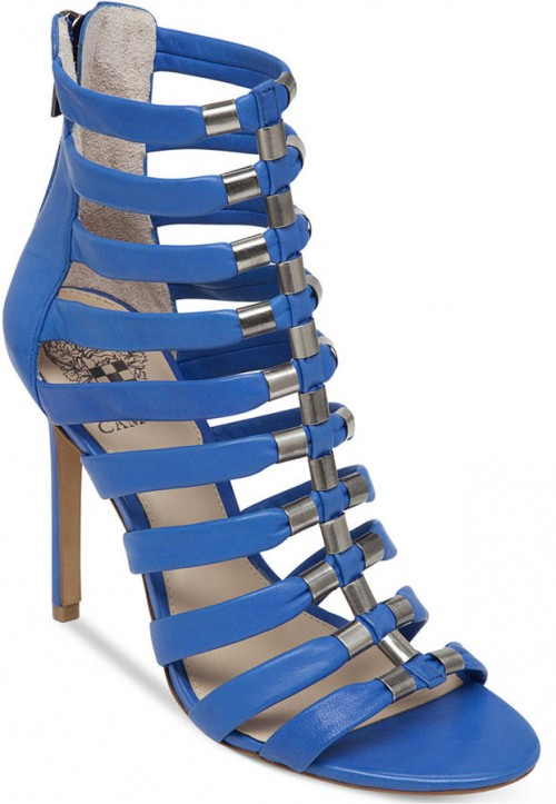 Vince Camuto Troy Caged Dress Sandals, $73