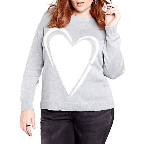 Lover and Legend Sweater, $21