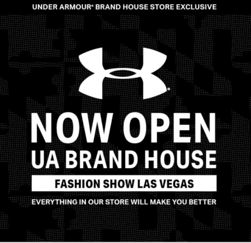 under armour now open