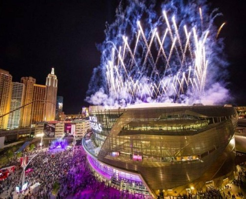 Now Open: T-Mobile Arena