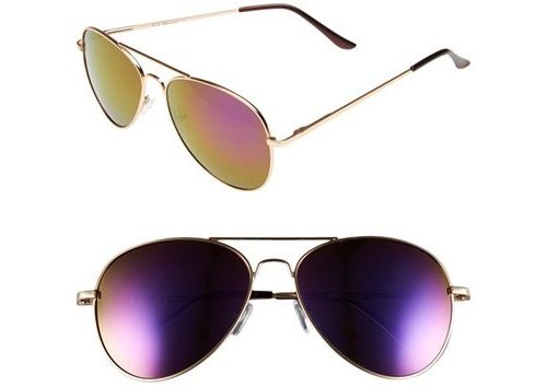 A.J. Morgan Aviator Sunglasses, $24 at Nordstrom