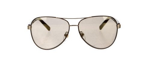 Diane von Fursternberg Aviators, $50 at TheRealReal