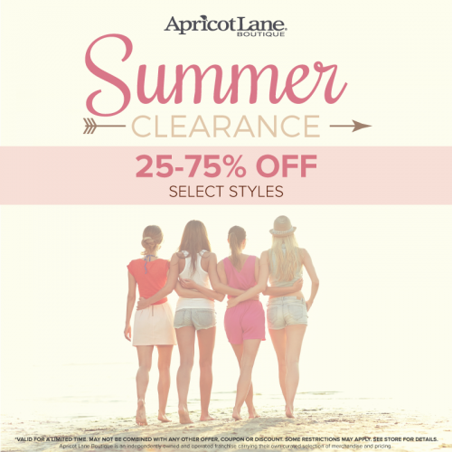 SummerClearance_EmailSMG_4Girls_LVTS