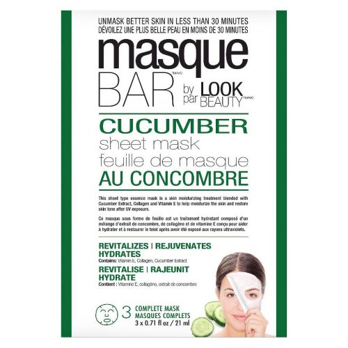 Beauty Review: Cucumber Sheet Mask