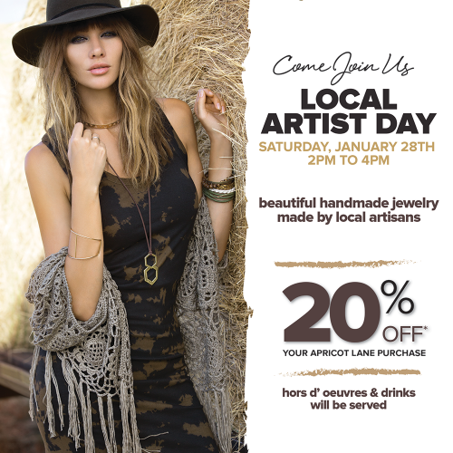 Go Shop Vegas: Local Artist Day