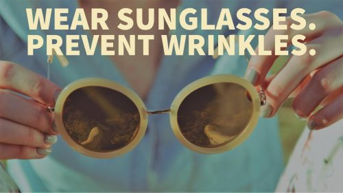 Can Sunglasses Preserve Your Skin?