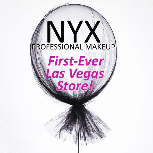 NYX Professional Makeup Opens in Las Vegas, May 19