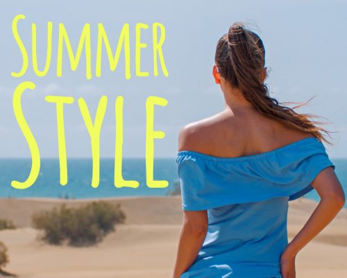 Sustain Your Summer Style