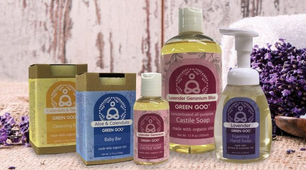 Go All Natural with Green Goo