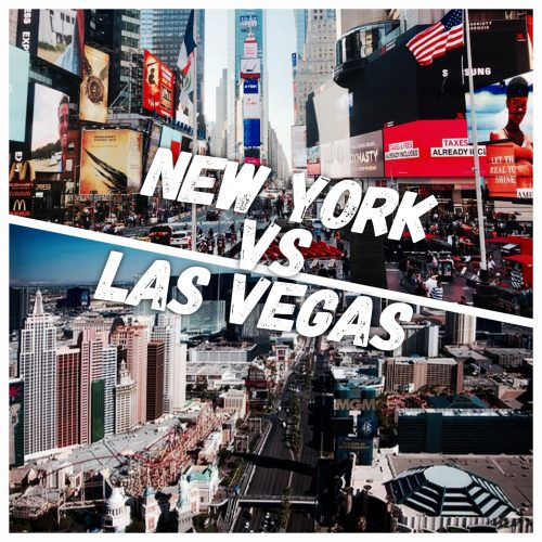 New York vs. Las Vegas: Let's Talk Shopping