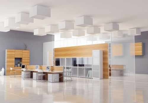 6 Hot Office Furniture Trends for  2018