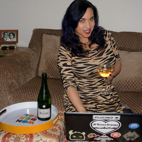 Perfect Pairing: Blogging with Wine